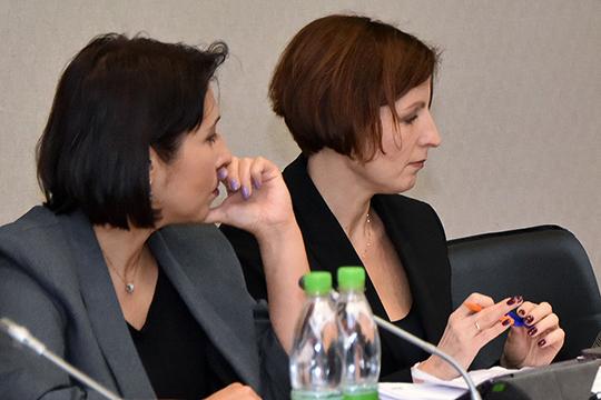 Юлия Адгамова (справа): «При присуждении той или иной награды, учитывают и репертуар исполнителя, и качество исполнения»