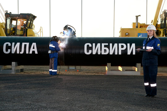«Цена напластмассу будет уменьшаться»: навредитли «Сила Сибири» Татарстану?