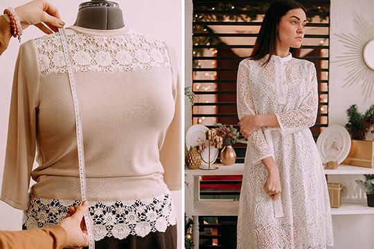 Диляра Елмаз, мастерская Hand: «Яхочу одеть красиво всех женщин»