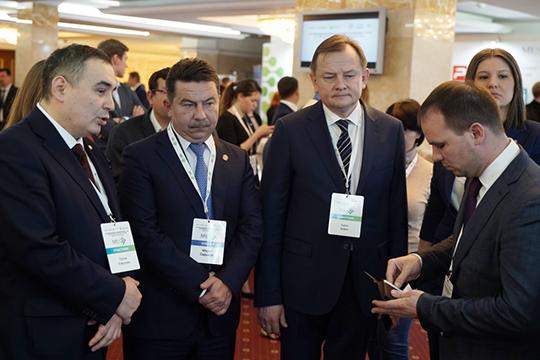 В Казани открылась 13-й международная научно-практическая конференция MES-2019