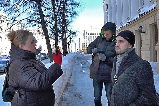 По словам Ирины Комаровой, спор между «Премьером», который представляет интересы Бадаляна, и оперным театром Казани не сказался на работе других артистов этого арт-агентства