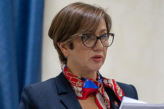 В министерстве культуры Татарстана в февале сообщили, что глава ведомства Ирада Аюпова с самого начала была в курсе ситуации и поддержала руководство театра