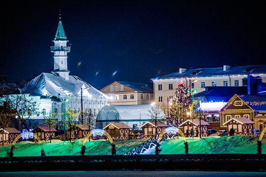 «Что привлекательно — это Старо-Татарская слобода недалеко от Кабана, рядом благоустроенная набережная»