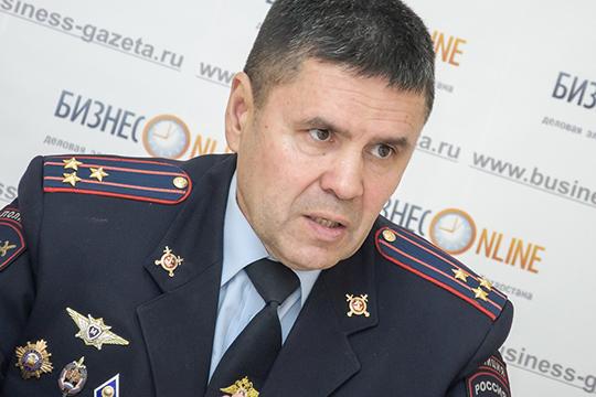 Неприятную новость для части челнинских водителейозвучилначальник ГИБДД городаРадий Кадиков
