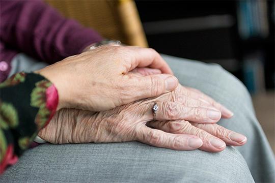 Стоимость проживания вдоме престарелых составляет 22тыс. вмесяц