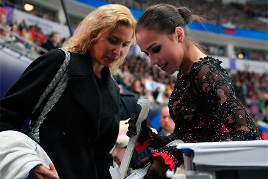 «Явсе уже выиграла»: вернетсяли вспорт Алина Загитова?