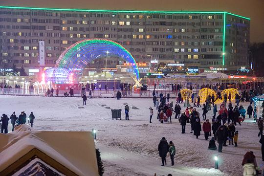 Вчелнинских учреждениях образования вэтом году запланировано 586 новогодних мероприятий, включая нетолько утренники, ноиблаготворительные акции