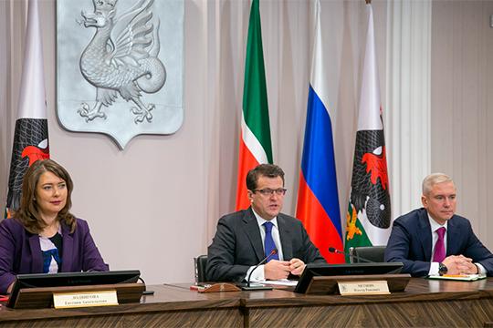 Сегодня на утреннем совещании в казанском исполкоме стало известно, что проект генплана попадет на утверждение к депутатам Казгордумы не раньше начала 2020 года