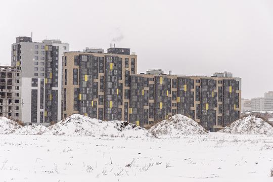 К достоинствам ЖК «Притяжение», который строит ижевская компания «Талан» Константина Макарова относят его расположение практически в географическом центре города