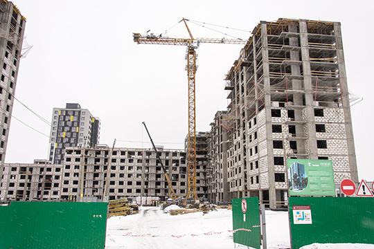 Жилой комплекс спроектирован по принципу переменной этажности — от 5 до 16.В комплексе представлены квартиры двух типов планировки: с обычной кухней и «евро» (с объединенной кухней и столовой)