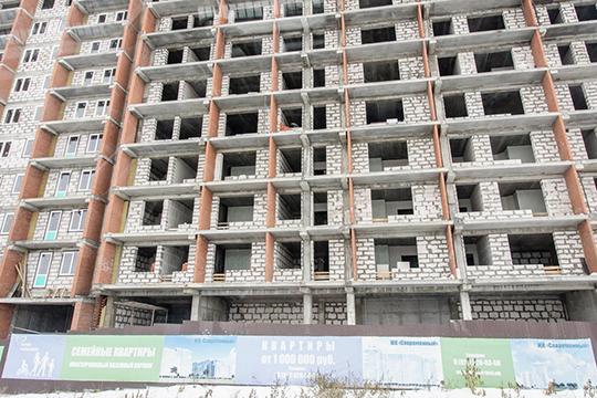 ЖК «Современный» будет состоять из пяти секций переменной этажности (13— 19 этажей) со встроенными нежилыми помещениями на первом этаже, реализуемыми под офисы, магазины и другие объекты