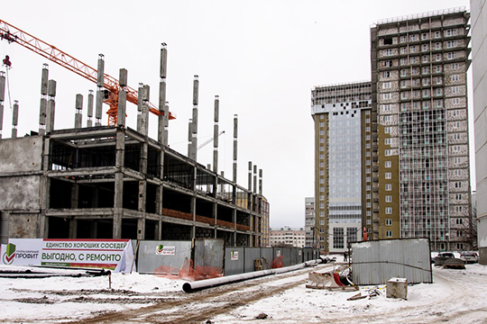 ЖК «Центральный» появится на территории, где генпланом было заложено строительство школы, но участок был отдан компании Марселя Мингалимова в качестве компенсации за спасение дольщиков 58-го и 65-го комплексов