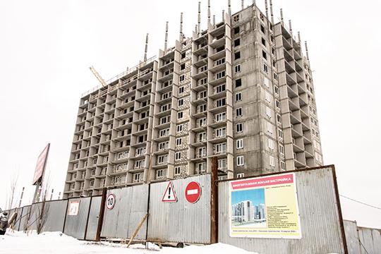 Застройкой 34 комплекса занимается компания «Профит». В 18-этажных блоках Б1 дома 34/01 застройщик готовит к продаже только одно—и двухкомнатные квартиры, а в блоке Б2 будут и трехкомнатные