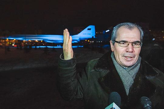 Стоимость создания музейного комплекса Ту-144 возле 2-го здания КНИТУ-КАИ достигла 224 млн. рублей, рассказал «БИЗНЕС Online» ректор вуза Альберт Гильмутдинов