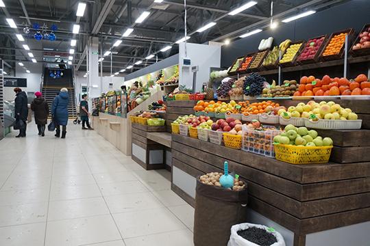 Вкачестве якорных арендаторов выступают продуктовая сеть «Пятерочка», магазин товаров повседневного спроса «Впрок», магазин цифровой ибытовой техники «DNS», магазин постоянных распродаж «Галамарт»