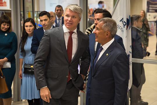 Павел Колобков неусомнился, что Татарстан выполнит все планы пофедеральным программам: «И, можно понадеяться, перевыполнит»