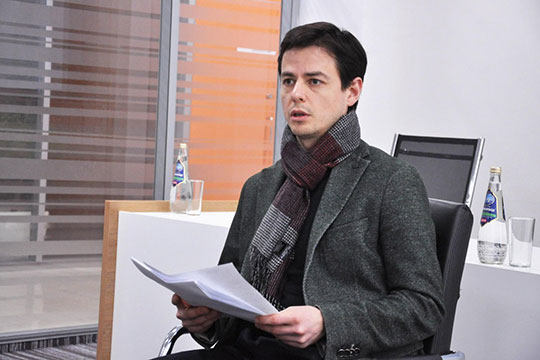 Эльдар Тимергалиев первым делом честно признал: для большинства присутствующих резидентство в ТОСЭРе вряд ли будет актуальным, ведь в основном в их сфере работают по упрощенной системе налогообложения