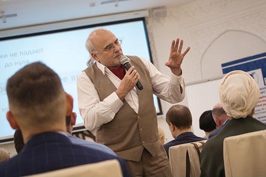 Бизнес-тренер Игорь Качалов заявил, что кризис — это не страшно. Наоборот, это лучшее время для роста компании.