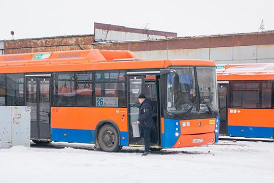 Из всех реформаторских идей в Челнах прижилась самая недорогая — выделенная полоса для автобусов