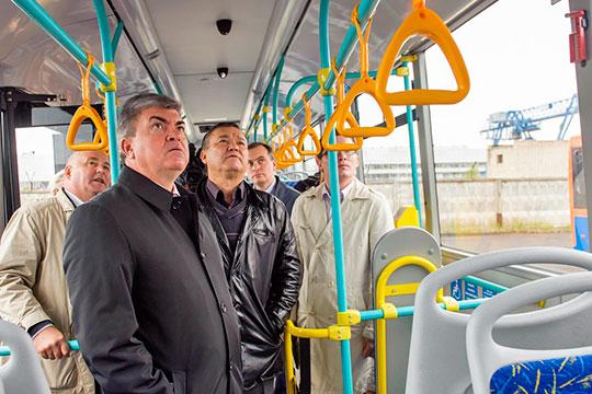 Маршрутки победили: почему вЧелнах провалилась транспортная реформа?