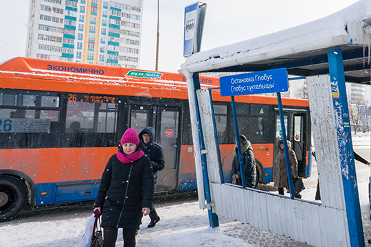 Долг Челнов за автобусы перед «КАМАЗом» составляет 700 млн рублей, а состояние самих «НефАЗов» весьма плачевно — на линии выходила лишь треть от их общего числа
