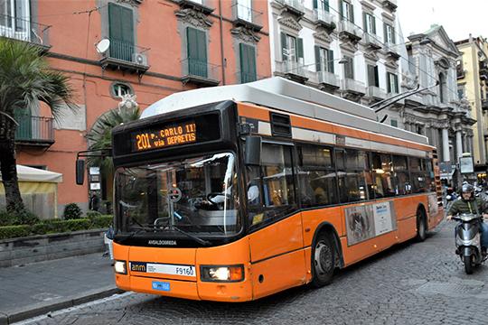 Неаполь для пешеходов: каким недолжен быть городской транспорт