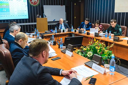 В 2019 году проведено 419 обследований автозаправочных станций Татарстана, выявлено 881 нарушение