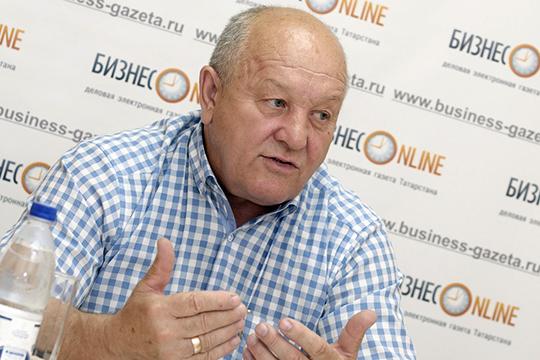 Николай Тятюшкин: «Вечером будет решение Арбитражного суда (по изъятию автобусов), за ним, наверное, и последуют какие-то указания»