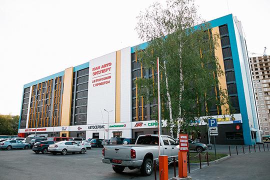 Десятиэтажный автосалон иLADA вместо NISSAN: «КАН АВТО» подвел итоги года