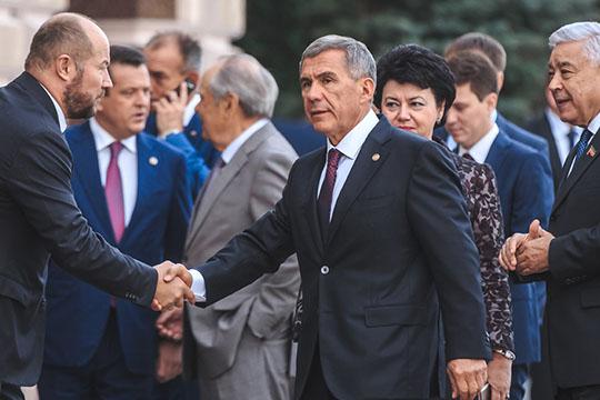 «Среди глав регионов, которые в этом году идут на выборы, позиции Минниханова — одни из наиболее прочных»