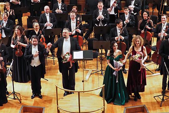 «Орган исимфонический оркестр– это уникально ивпервые»