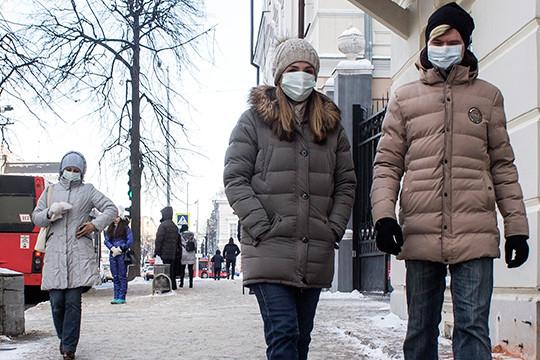 На вопрос, когда в Татарстане и в России ожидается пик заболевания гриппом, министр ответил: «Это непредсказуемо. Могу только сказать, что в мороз заболеваний меньше, а вот когда слякотно…»