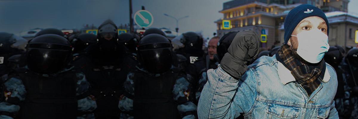 «Нестоит палить организаторов!»: как прошли митинги заНавального вгородах Татарстана