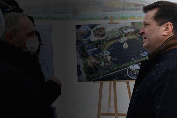 «Этот проект для нас прорывной»: Чайковые озера Казани окружит парк смедицинским уклоном