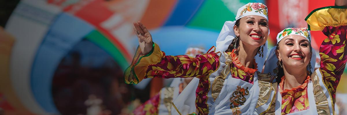 «Вирус скажет «большое спасибо»: натретью волну ковида Татарстан ответил масштабными Сабантуями
